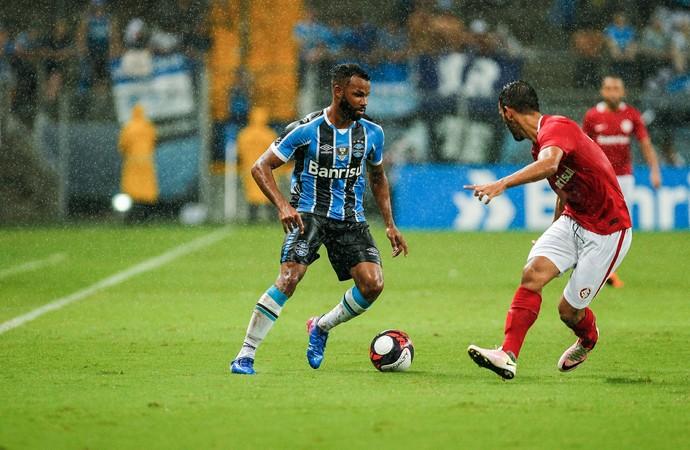 Fernandinho Grêmio (Foto: Lucas Uebel/Divulgação Grêmio)