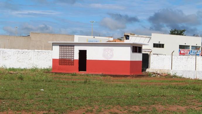 Estádio João Saldanha (Foto: Júnior Freitas)