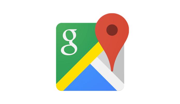 Mapa Y Ubicación Del Logo Azul Mapa Logotipo De: Como Enviar Uma Localização Do Google Maps