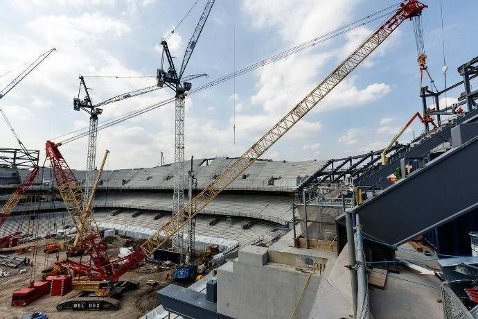 Novo Estádio do Tottenham