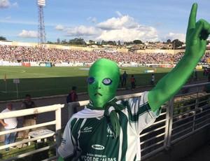 ET durante final entre Caldense e Atlético-MG (Foto: Maurício Paulucci)