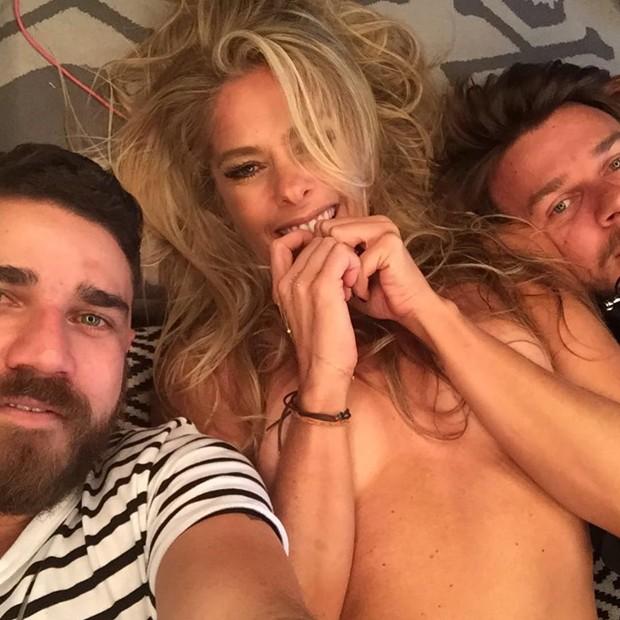Adriane Galisteu Nude Scene In Movies 66