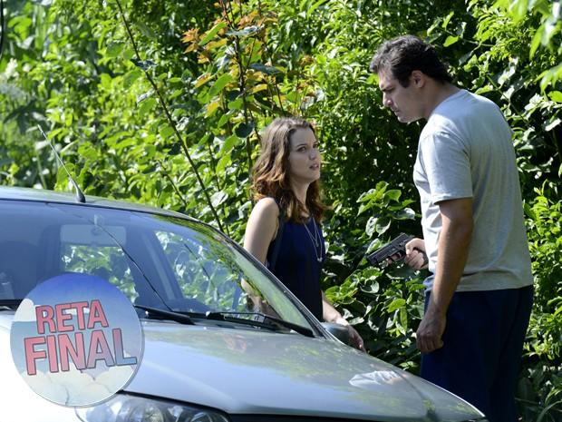 Sequestro de Laura será dramático (Foto: Ellen Soares/ Gshow)