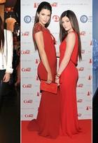 Veja os looks estilosos de Kendall e Kylie Jenner, irmãs mais novas do clã das Kardashians