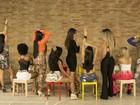 Bailarina do Faustão: confira foto das 12 gatas do time de Luiza Módolo!