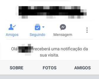 Falso print sugere que Facebook vai revelar quem viu seu perfil (Foto: Reprodução/Facebook)