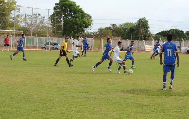 Gurupi empata com Interporto na 3º rodada do Estadual Sub-19 (Foto: Gil Correia/Arquivo Pessoal)