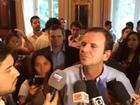 Prefeito do Rio se diz favorável à volta da CPMF e defende maior partilha
