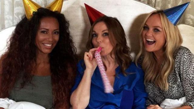 As outras trs Spice Girls, que vo se reunir  (Foto: Reproduo)