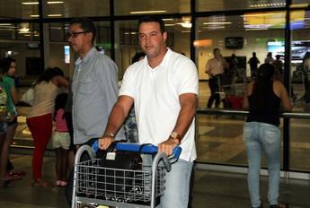 Roberto Fernandes, técnico do Remo (Foto: Igor Mota/O Liberal)