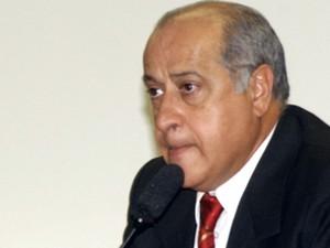 O ex-deputado Romeu Queiroz (PTB-MG), condenado no mensalão (Foto: Wilson Dias/ABr)
