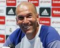 Zidane exalta o elenco do Real e evita falar sobre possível chegada de Pogba