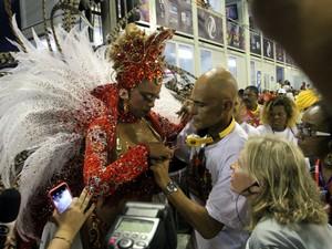 Veronice Abreu (Foto: Marcos Ferreira / Foto Rio News)