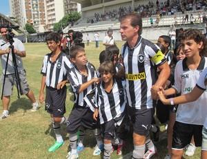 Túlio botafogo jogo (Foto: Globoesporte.com)