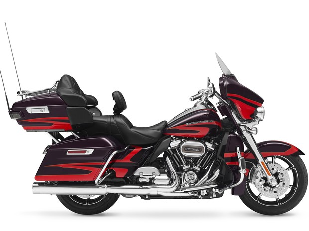 Harley-Davidson CVO Limited (Foto: Divulgação)