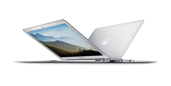 MacBook Air de 13 polegadas (Foto: Divulgação) (Foto: MacBook Air de 13 polegadas (Foto: Divulgação))