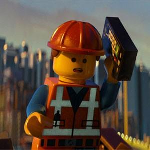 Emmet é o cidadão comum da cidade feita de Lego que descobre ser o único a impedir o apocalipse (Foto: Divulgação/Warner Bros.)