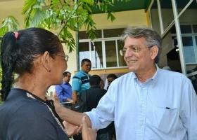 Pauderney Avelino é o candidato do DEM em Manaus (Foto: Divulgação)