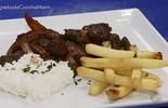 Confira um prato tipicamente peruano: lomo saltado