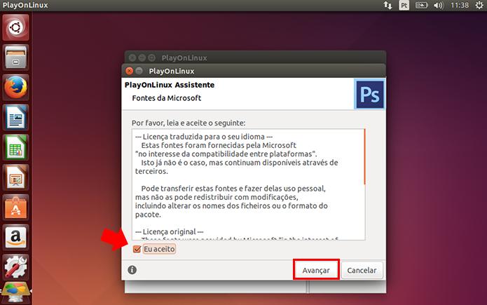 Instale as fontes da Microsoft (Foto: Reprodução/Paulo Alves)