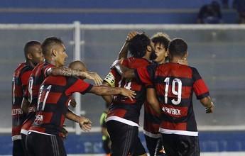 """Lino vê evolução no Flamengo, com Cirino mais solto e Sheik """"louco"""""""