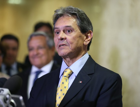 O ex-deputado federal Roberto Jefferson (Foto: Valter Campanato/Agência Brasil)