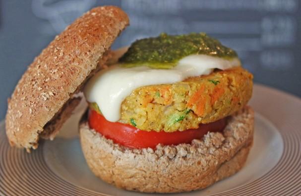 Veggie Burger (Foto: Divulgação)