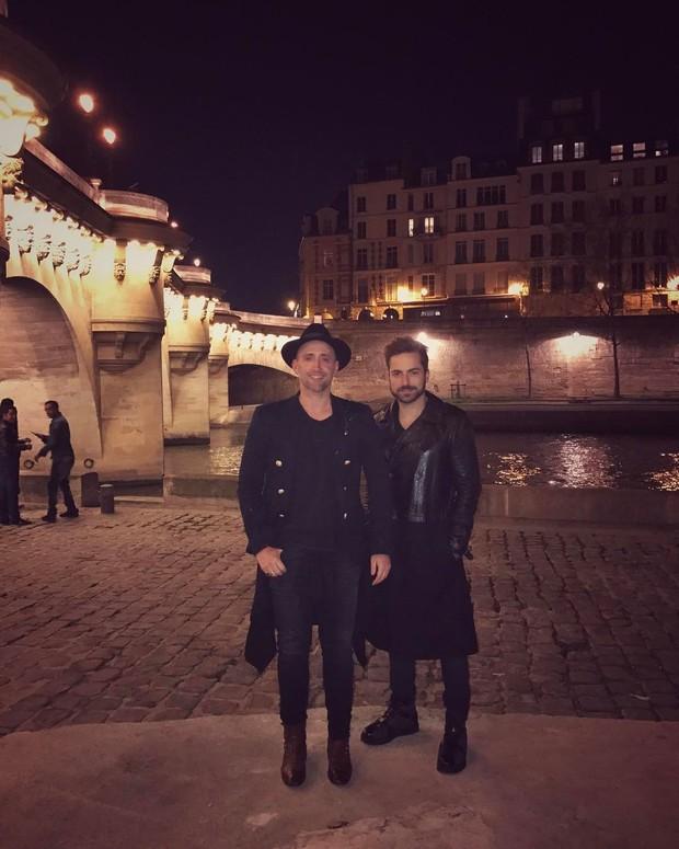 Paulo Gustavo e Thales Bretas (Foto: Instagram / Reprodução)
