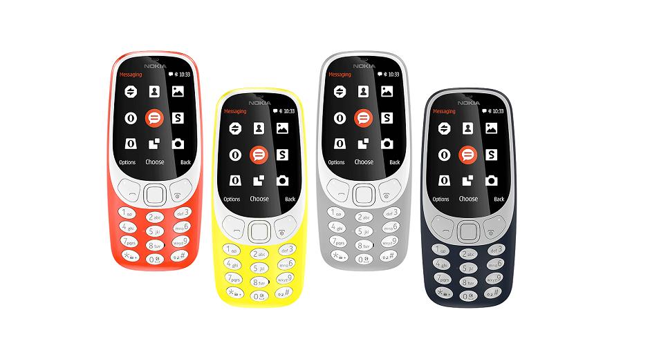 Novo Nokia 3310 (Foto: Divulgação)