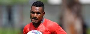 Rafael Dumas Flamengo treino (Foto: Gilvan de Souza/Flamengo)