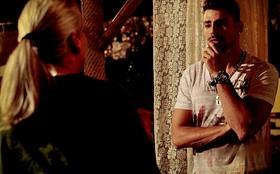 Jorginho diz que Nina morreu para ele e decide revelar que ela é Rita