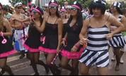 Animação do Carnaval toma conta de municípios no interior do Pará (Reprodução/TV Liberal)