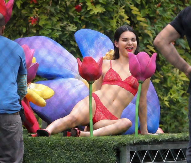 Kendall Jenner (Foto: Grosby Group)