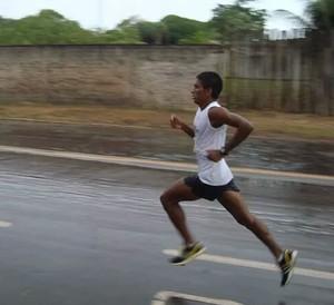 Bombeiro militar amapaense nas horas vagas vira campeão de atletismo (Foto: Divulgação/Aluísio Santos)
