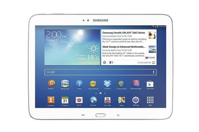 Novos Galaxy Tab podem chegar em breve (Foto: Divulgação/Samsung)