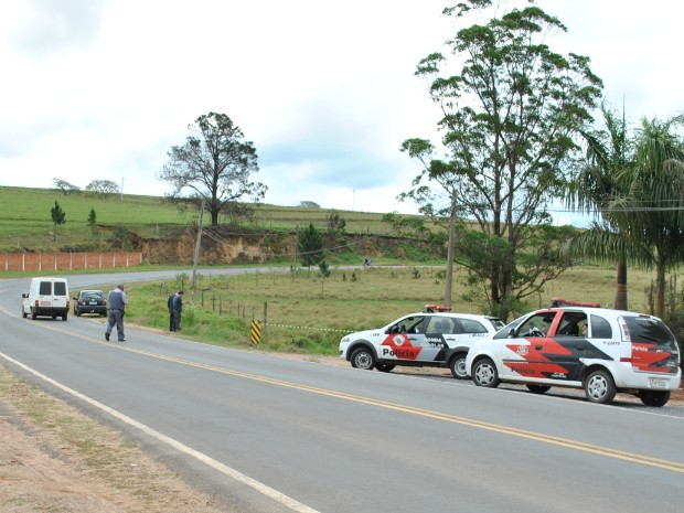 Mulher encontrada morta Pilar do Sul (Foto: Divulgação/ Blog Sérgio Santos)