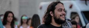 ...os cabeludos... (Flavio Moraes/G1)