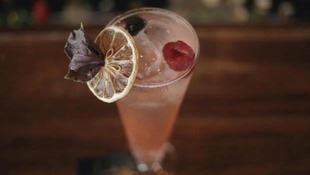 Drink de verão (Foto: Gil Silva)