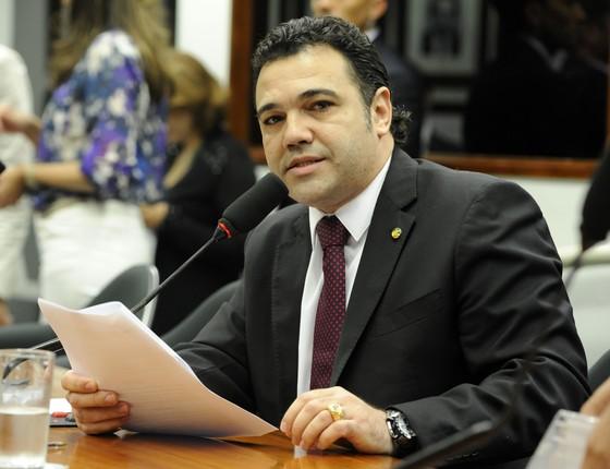 O deputado Marco Feliciano (Foto: Alexandra Martins / Câmara dos Deputados)