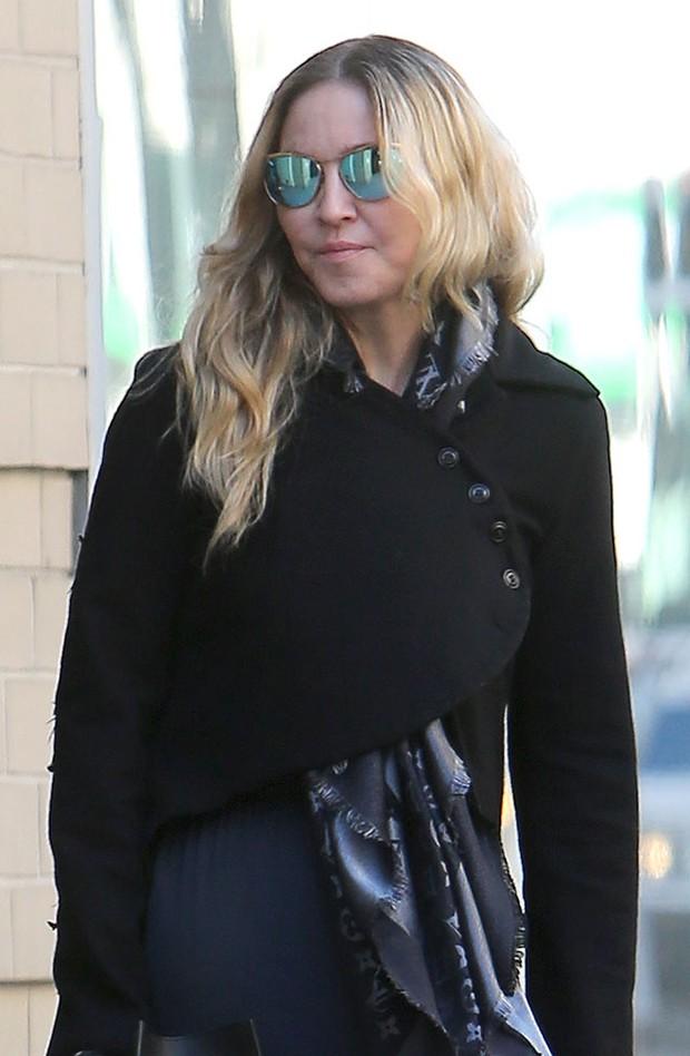 Madonna (Foto: Grosby Group/Agência)