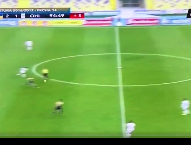 BLOG: Daí? À la Diego Souza, argentino anota gol de placa no Chile