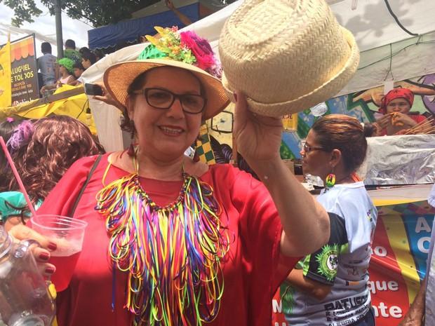 Carnaval de Olinda 2016 (Foto: Thays Estarque / G1)