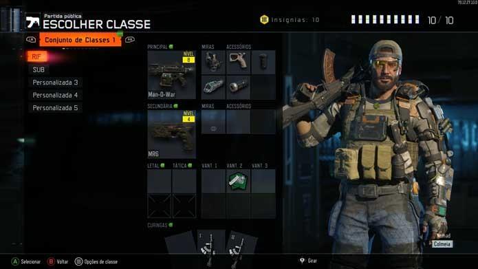 Call of Duty: Black Ops 3: nova versão tem personagens mais detalhados (Foto: Reprodução/Murilo Molina)