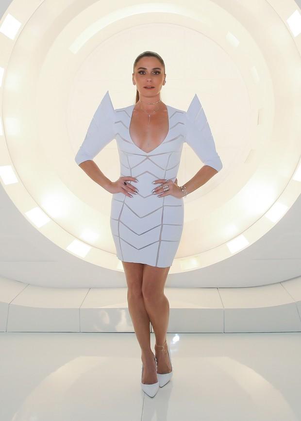 Giovanna Antonelli abre álbum de viagem em famíli em NY (Foto: Manuela Scarpa/Brazil News)
