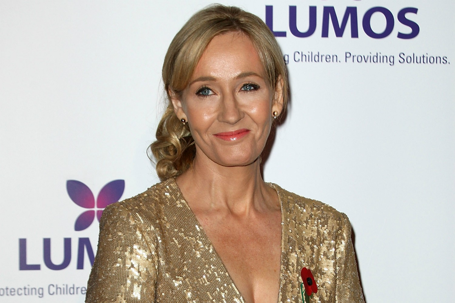 J. K. Rowling. (Foto: Getty Images)