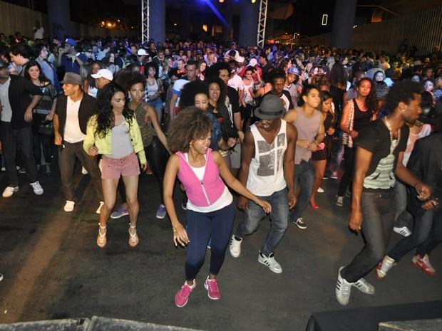 Baile do viaduto de Madureira completa 25 anos com muito charme (Foto: Divulgação/ Códico Morse Assessoria)