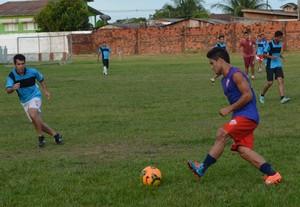 Rio Branco sub-20 (Foto: Duaine Rodrigues)