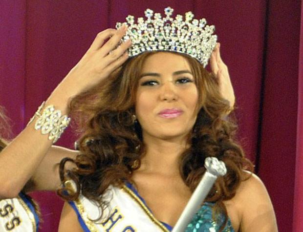 Políca não descarta hipótese de que miss Honduras tenha sido sequestrada  (Foto: AP)