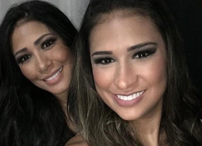 As irmãs comemoram o sucesso no Brasil e não descartam carreira internacional no futuro (Foto: Arquivo Pessoal)