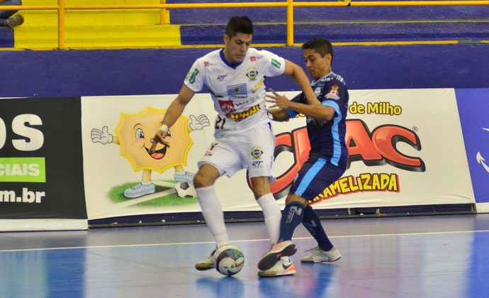 Taubaté x Sâo José Futsal (Foto: Jonas Barbetta/ Top 10 Comunicação)